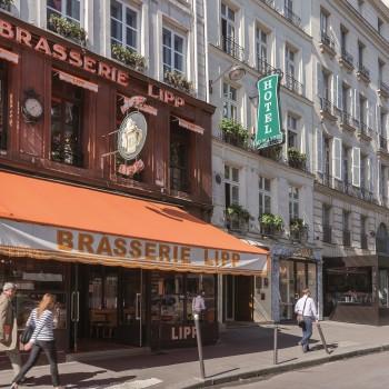 Brasserie Lipp : une mythologie parisienne